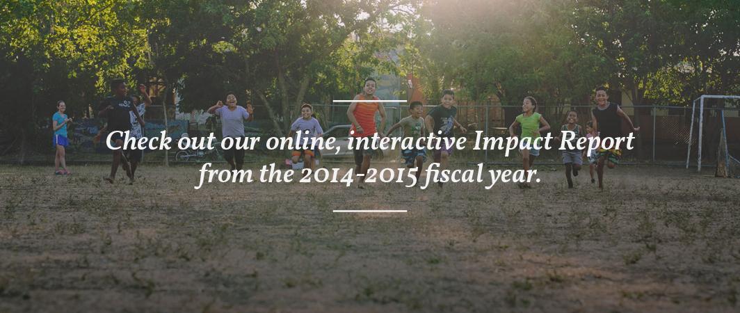 2015 Impact Report