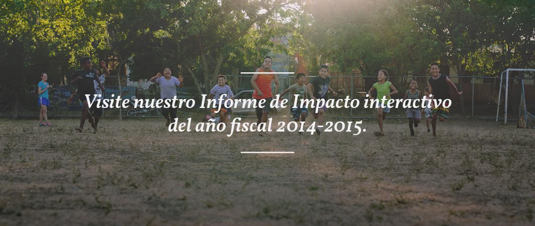 Informe de Impacto 2015
